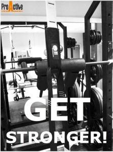 Get Stronger